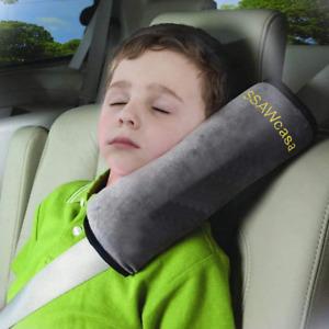 almohadillas para cinturon de seguridad niños accesorios para autos novedades