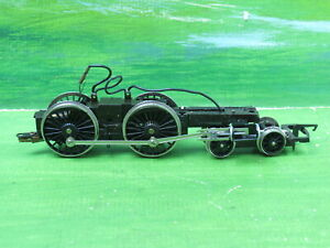 Hornby Compound Class loco 4-4-0 rolling chassis - near mint oo gauge