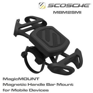 Scosche MagicMount Handle Bar Mount Magnetic Mount iPhone SmartPhone GPS