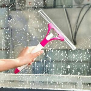 Household Glass Cars Window Water Spray Cleaner Wiper Squeegee UK Fast delivery