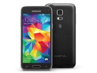 Samsung Galaxy S5 Mini SM-G800F 16GB Charcoal Black (Ohne Simlock)