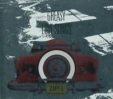 Frank Zappa - Greasy Love Songs [New CD]