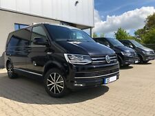 VW BUS T6 Multivan HIGHLINE DSG 4M ACC Standheizung Kindersitz LED Navi Leder
