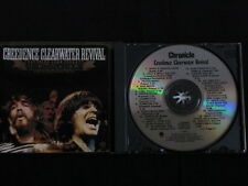 Creedence Clearwater Revival. Chronicle. Compact Disc. 1976. Made In Australia
