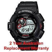 CASIO G-SHOCK MUDMAN WATCH G-9300-1 FREE EXPRESS SOLAR G-9300-1DR 2YEAR WARRANTY