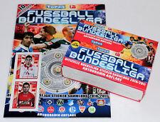 TOPPS BUNDESLIGA FUSSBALL 10/11 2010/2011 – DISPLAY BOX 100 Tüten + ALBUM