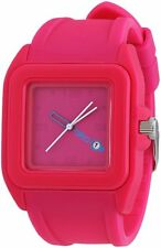 Breo Cube B-TI-CUB3 Pink Unisex Contemporary Fashion Watch