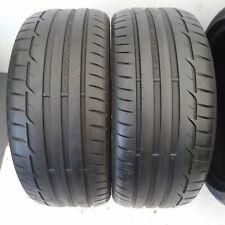 2x Summer Tyres Dunlop Sport Maxx RT 225/40/18 R18 92Y