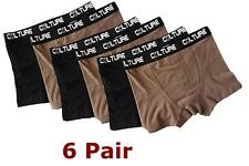 6x TARGET CULTURE COTTON TRUNK Kid Boy Chrildren Size 8-10 Undie Boxer Underwear