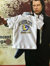 STAR ACE Vincent Vega Pulp Fiction Casual T-Shirt loose 1/6th scale