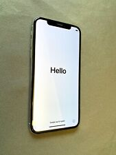 Apple iPhone X 64GB White Excellent condition