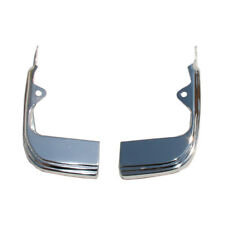 68 Chevelle Malibu El Camino Grille Extension Moldings