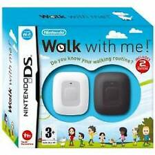 Walk With Me Nintendo DS Includes 2 Activity Meters