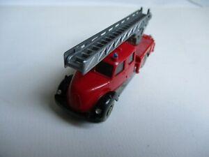 Wiking 1:87 Magirus Sirius Fire Department Wagon