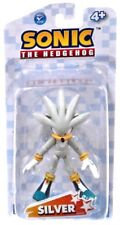 Sonic The Hedgehog Silver Action Figure