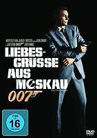 James Bond - Liebesgrüße aus Moskau von Terence Young | DVD | Zustand gut