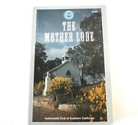 Softcover Book The Mother Lode Guidebook 1993 Automobile Club of SoCal Find Gold