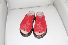 Dr. Marten's 9126 Leather Sandal Shoes Women's Size  US 6 NEW