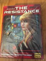Resistance T boards & cards strategy game
