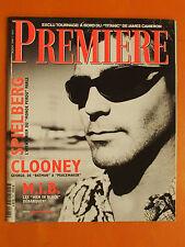 """Première Cinéma N° 245 du 8/1997- Spielberg-Clooney- M.I.B. les """"Men in Black"""""""