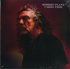 Plant Robert - Carry Fire - 2 LP Vinyl New Sealed