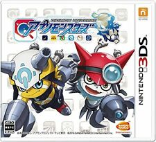 Brand new Nintendo 3DS Digimon universe app Monsters