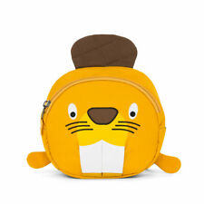 Affen Zahn Small Friends Ben Beaver Backpack for Toddlers Brand New with Tags
