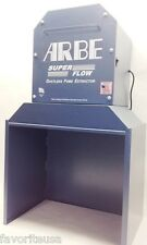 ARBE DUCTLESS FUME and DUST EXTRACTOR with STAND