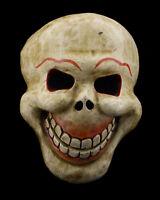 Maschera Citipati Testata Da Morto 26cm Tantra Himalaya Animista Sciamano 3456