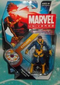 MARVEL UNIVERSE  CLASSICS #010 10 X-MEN TEAM CYCLOPS FIGURE