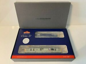 Bachmann 32-390X OO Gauge CLASS 37/7 TWIN PACK - RAIL EXCLUSIVE