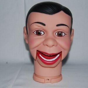 Ventriloquist Figure Dummy, doll, puppet Head - Charlie McCarthy – NEW (Marking)