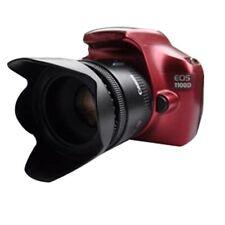 52mm Lens Hood Screw Mount Petal Crown Flower Shape for Canon Nikon Sony Pentax