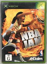 NBA JAM BASKETBALL XBOX GAME
