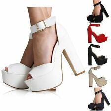 Very High (greater than 4.5\) Clubwear Faux Suede Women's Heels""