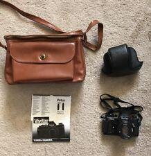 Vivitar V3000s Camera, 52MM lens, Manual, and Carrying Case
