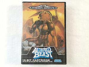 Altered Beast PAL Sega Mega Drive