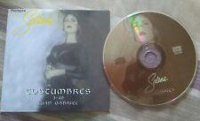 Selena Quintanilla Perez Siempre Selena Costumbres Promo Disc 1997