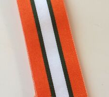 "MFO Medal Ribbon, Sinai Military Multinational Force Observers, 10"", Army"