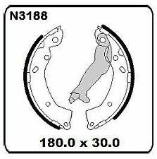Hyundai Getz TB Disc/Drum 2002 onwards REAR Drum Brake Shoe SET N3188