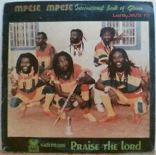 TROPICAL DANCEFLOOR HIGHLIFE ASIKO MPESE MPESE BAND GHANA PRAISE THE LORD HEAR