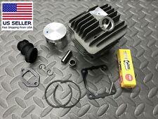 Big Bore cylinder piston Stihl MS660 066 Nikasil 56mm Big Bore Gaskets NGK Plug