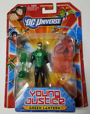 "Mattel DC Universe Young Justice Green Lantern 4"" Scale Figure 2011 MOC MOSC"