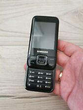 Samsung GT E2600-Negro (Desbloqueado) Teléfono Móvil