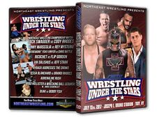 NEW Wrestling Under the Stars 2017 - Troy NY DVD-R, Jack Swagger Cody Rhodes