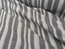 Italian Cotton & Linen Chambray 'Potteni F' (per metre) dress fabric