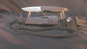 New Fallkniven WM1 Neck/Belt Knife