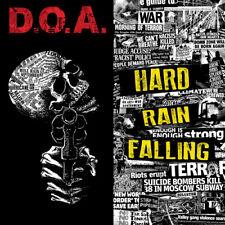 D.O.A. : Hard Rain Falling CD (2015) ***NEW***