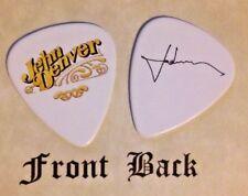 DENVER - JOHN DENVER band signature logo guitar pick  - (w)