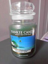 YANKEE Candle Large JarISLAND SPA 623g
